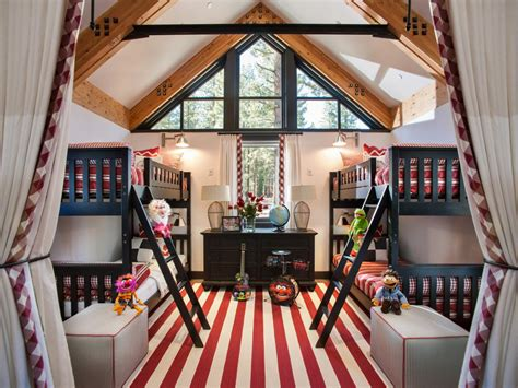 Kids' Bedroom From Hgtv Dream Home