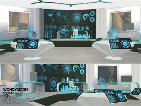 sims resource tin office  wondymoon sims  downloads