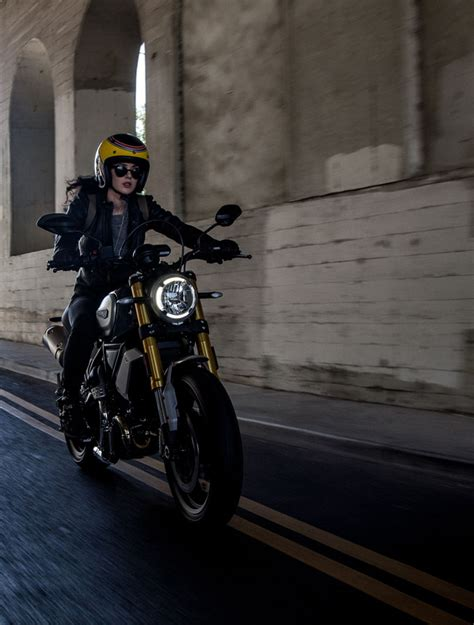 Ducati Scrambler 1100 Image by Ducati Scrambler 1100 Special Images Photo Gallery Of