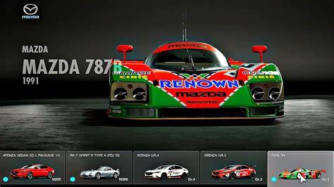 Gran Turismo Sport Car List by Gran Turismo Sport All Cars Car List Dlc July