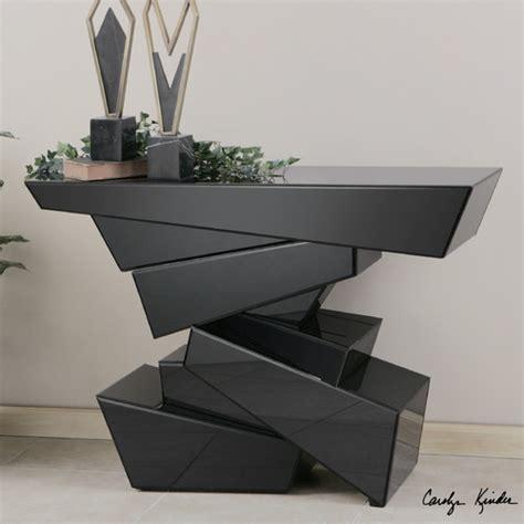 Modern Sofa Table by Uttermost Tauri Modern Console Table Reviews Wayfair