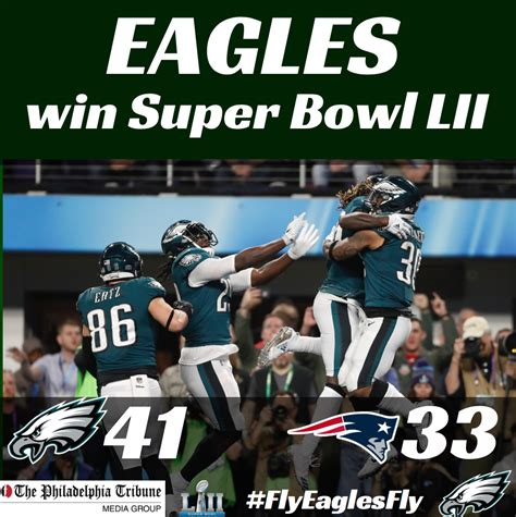 eagles win super bowl lii sports phillytribcom