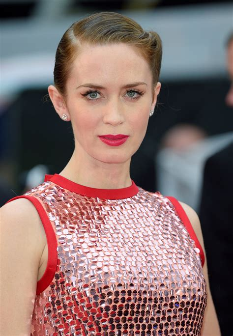 Emily Blunt Shares Her Secrets for Glowing Skin   StyleCaster