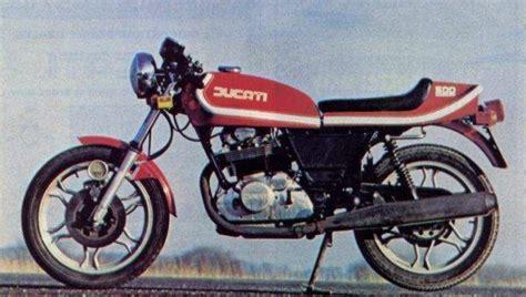 1977 Ducati 500 Sport Desmo Ducati 500 Sport Desmo The