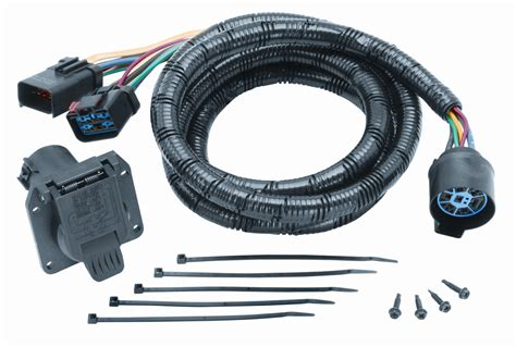 Dodge Ram 3500 Wiring Harnes by Tow Ready Fifth Wheel Adapter Harness Trailer Wire Dodge