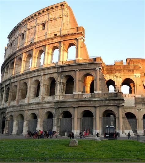 infos sur le colisee de rome en italie arts et voyages