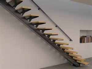 Escalier Avec Limon Central Pas Cher by Acheter Un Escalier M 233 Tallique 224 Limon Central Stairkaze