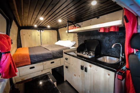 Native Campervans rents out converted vans for your next