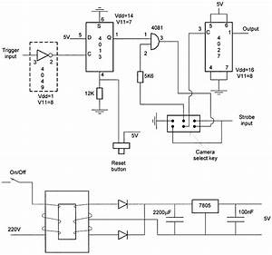 Circuit Diagram Of The Electronic Interface T O M O Dify