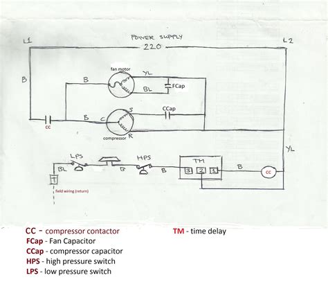 Carrier Air Conditioning Wiring Diagram Get Free Image