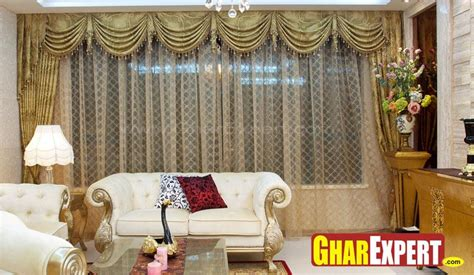swag and jabot style curtains gharexpert