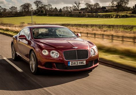 Review Bentley Continental by Driven Bentley Continental Gt Speed Review