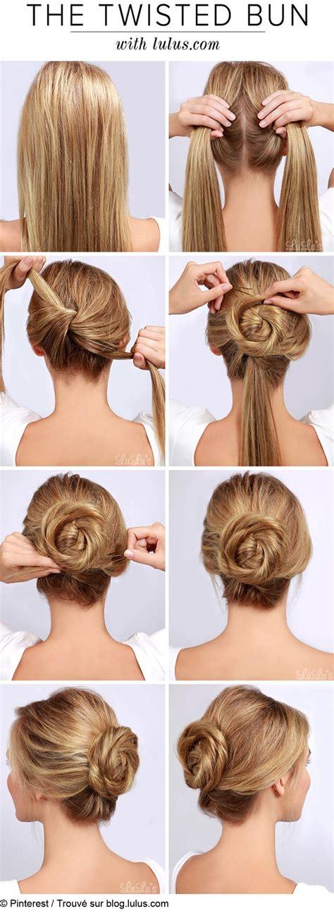 17 meilleures id 233 es 224 propos de chignons sur chignon de mariage coiffures