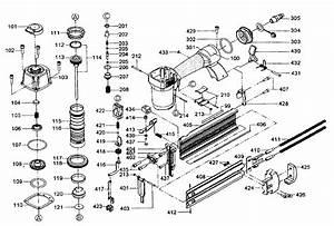 Porter Cable Nailer Parts