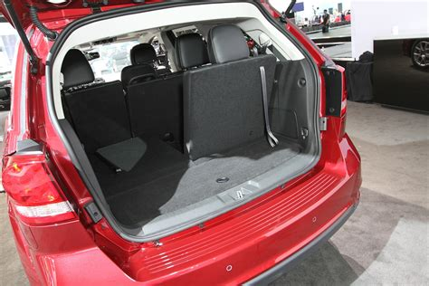 2011 Dodge Journey third row seating   a photo on Flickriver