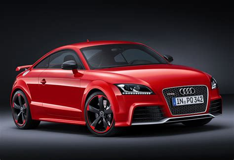 audi tt rs  coupe  specifications photo