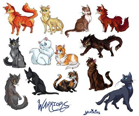 warrior cat warrior cats by fenneklns on deviantart
