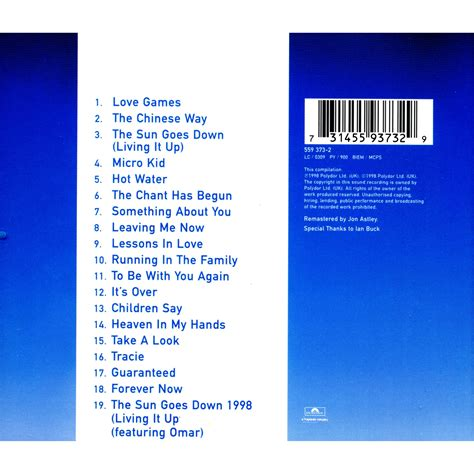 The Very Best Of - Level 42 mp3 buy, full tracklist