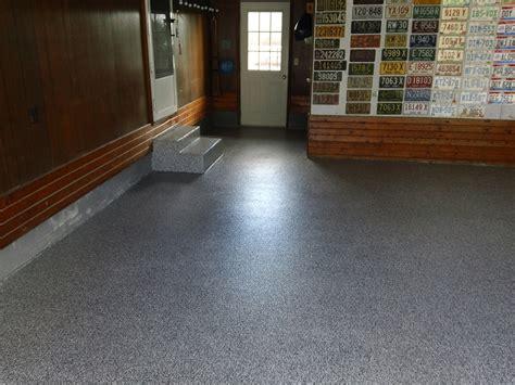 epoxy kitchen flooring epoxy garage flooring harlan indiana redeckit of indiana 3587