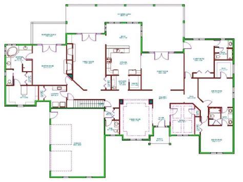 floor plan ideas split level ranch house interior split ranch house floor
