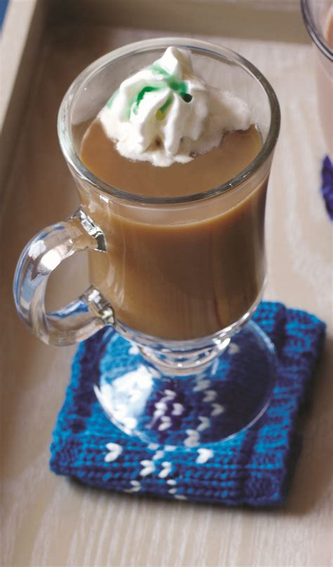 *if using a vanilla bean, place it in the pot with the cream and let simmer during that stage for maximum flavor. Irish Coffee: 6 oz. double-strength decaf hazelnut coffee ...