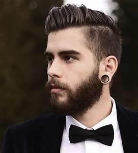 Coupe De Cheveux Homme Hipster : coupe hipster le style pompadour et autres tendances en 50 id es ~ Dallasstarsshop.com Idées de Décoration