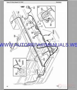 Volvo Flc Lhd Trucks Wiring Diagram Service Manual
