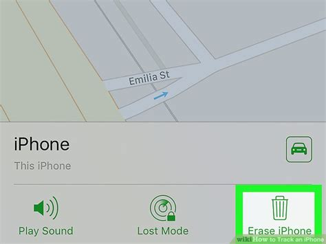 how to track an iphone how to track an iphone with pictures wikihow