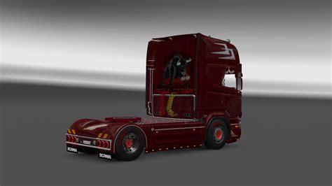 scania   truck euro truck simulator  mods