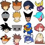 Smash Icons Ultimate Icon Super Contain Smashbros