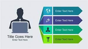Flat Modern Powerpoint Template