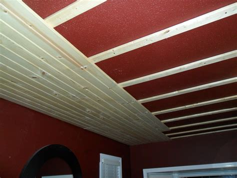 bathroom beadboard ideas apartment therapy beadboard ceiling follow up lifestyle