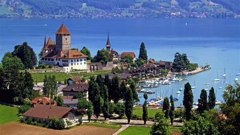 Spiez Switzerland Tourist Resorts