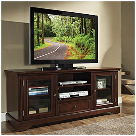 60 inch tv stand view 60 quot tv stand with drawer deals at big lots
