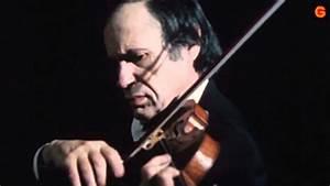 Leonid Kogan - Paganini - Nel cor più non mi sento (HD ...