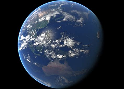 Convection Over Indonesia As Seen From Space Spaceref