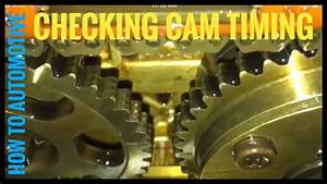 How To Check Cam Timing On A 2004 Honda Cr