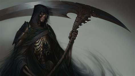 Permalink to Fantasy Reaper Wallpaper