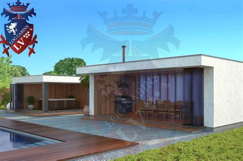 Passive House Designs-Passive Homes - Log Cabins LV Blog