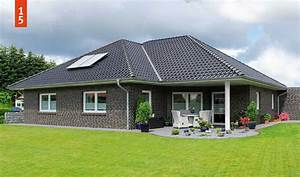 RUHERAUM Grundriss Bungalow 150 Qm Schlsselfertig Bauen