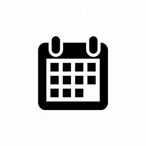 Calendar icon free vector png - Pixsector