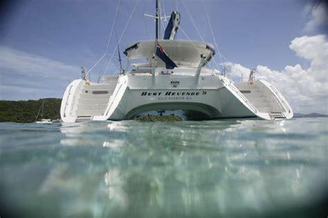 Best Catamaran Sailing Yachts by Best Revenge 5 Yacht Charter Details Caribbean New