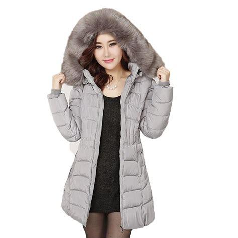 women winter coat abrigos fashion warm winter jacket