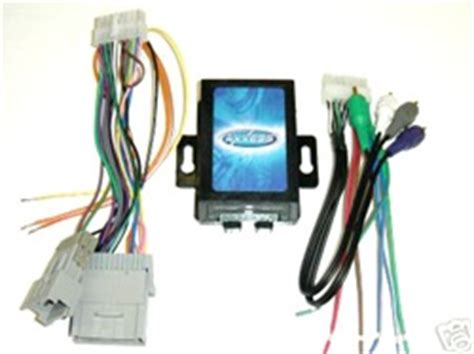 Metra Gmos Radio Replacement Wire Harness Nav Output