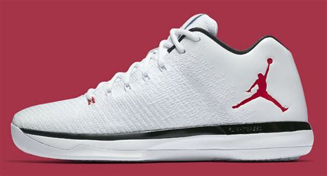 Air Jordan 31 Low Bulls Release Date 897564 101 Sole
