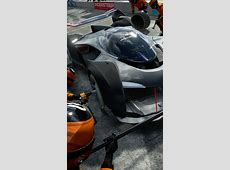 Wallpaper McLaren Ultimate Vision GT, Gran Turismo Sport