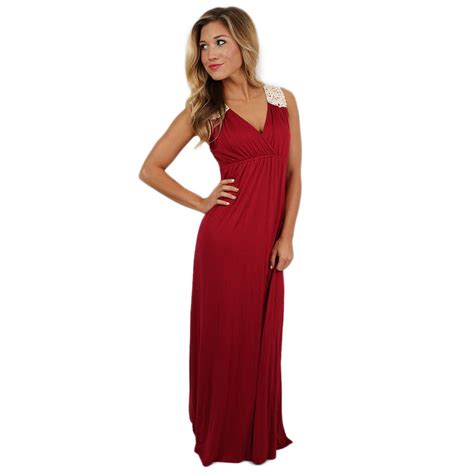 Life of the Glamorous Maxi • Impressions Online Boutique