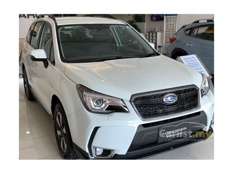 Forester Performance by Subaru Forester 2018 Sti Performance 2 0 In Selangor