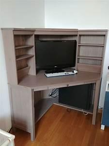 Ikea Bureau Angle : bureaux d 39 angle occasion annonces achat et vente de ~ Melissatoandfro.com Idées de Décoration