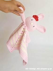 37  Best Ideas Crochet Bebe Mantas De Apego